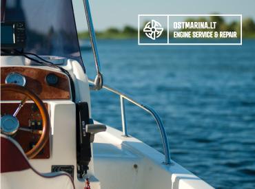 Engine marine service and repair